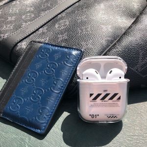 Accessories - Nike Off-White Apple Airpods Case